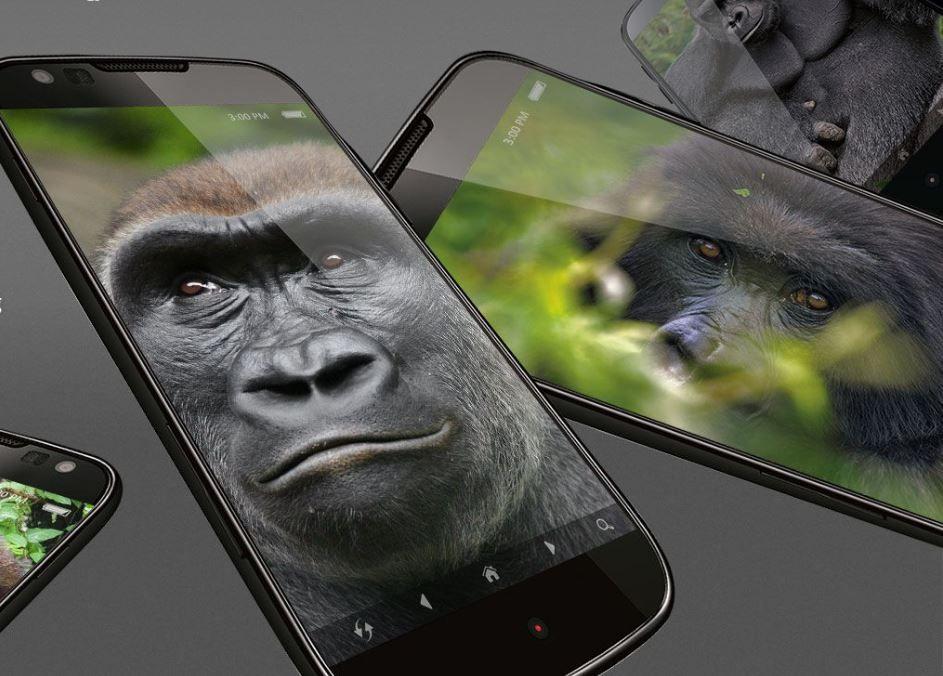 Gorilla Glass.