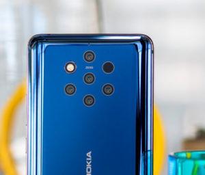 Не так давно Nokia выпустили телефон с 5 модулями, где разрешение каждого – 12 Мп