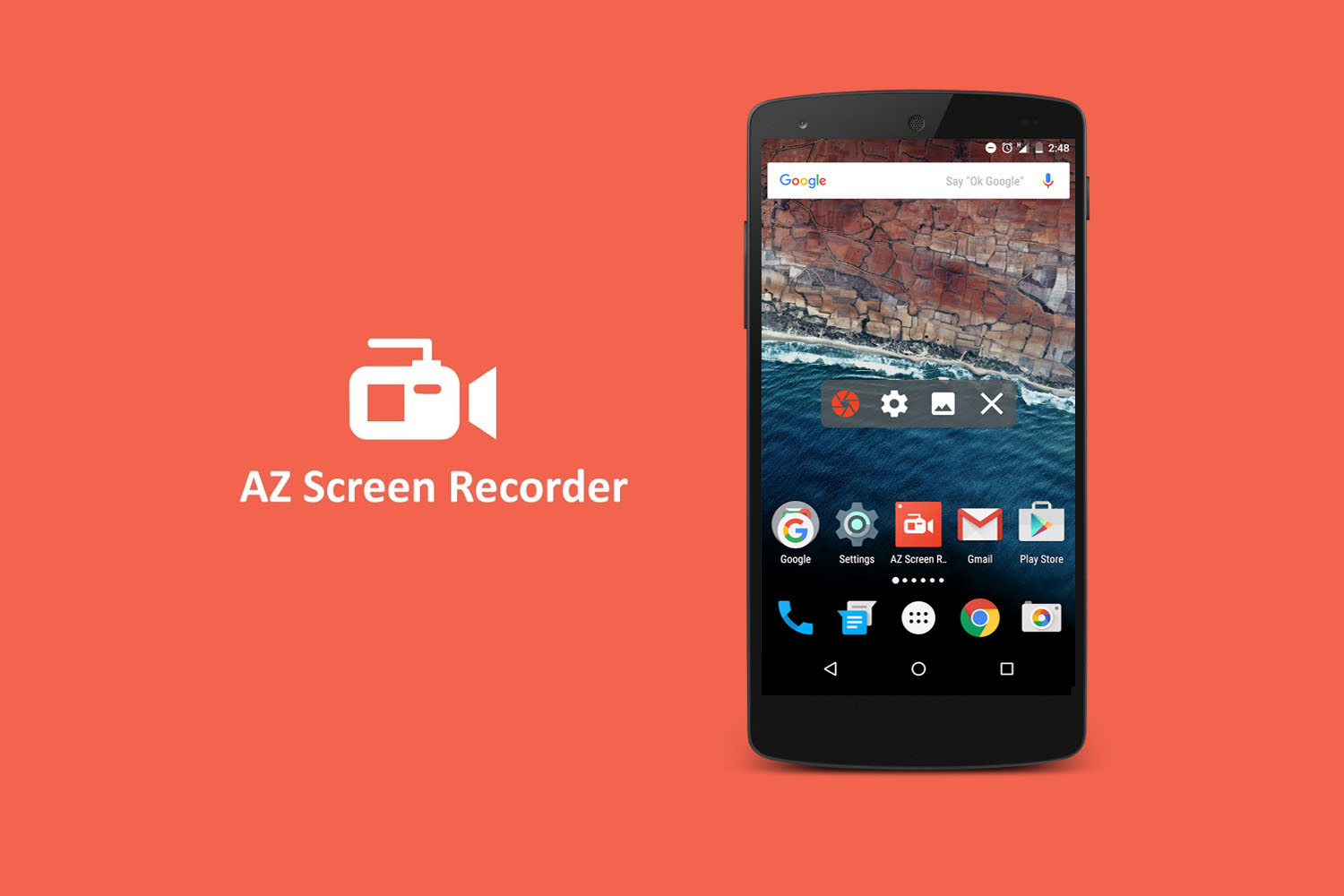 AZ Screen Recorder – No Root