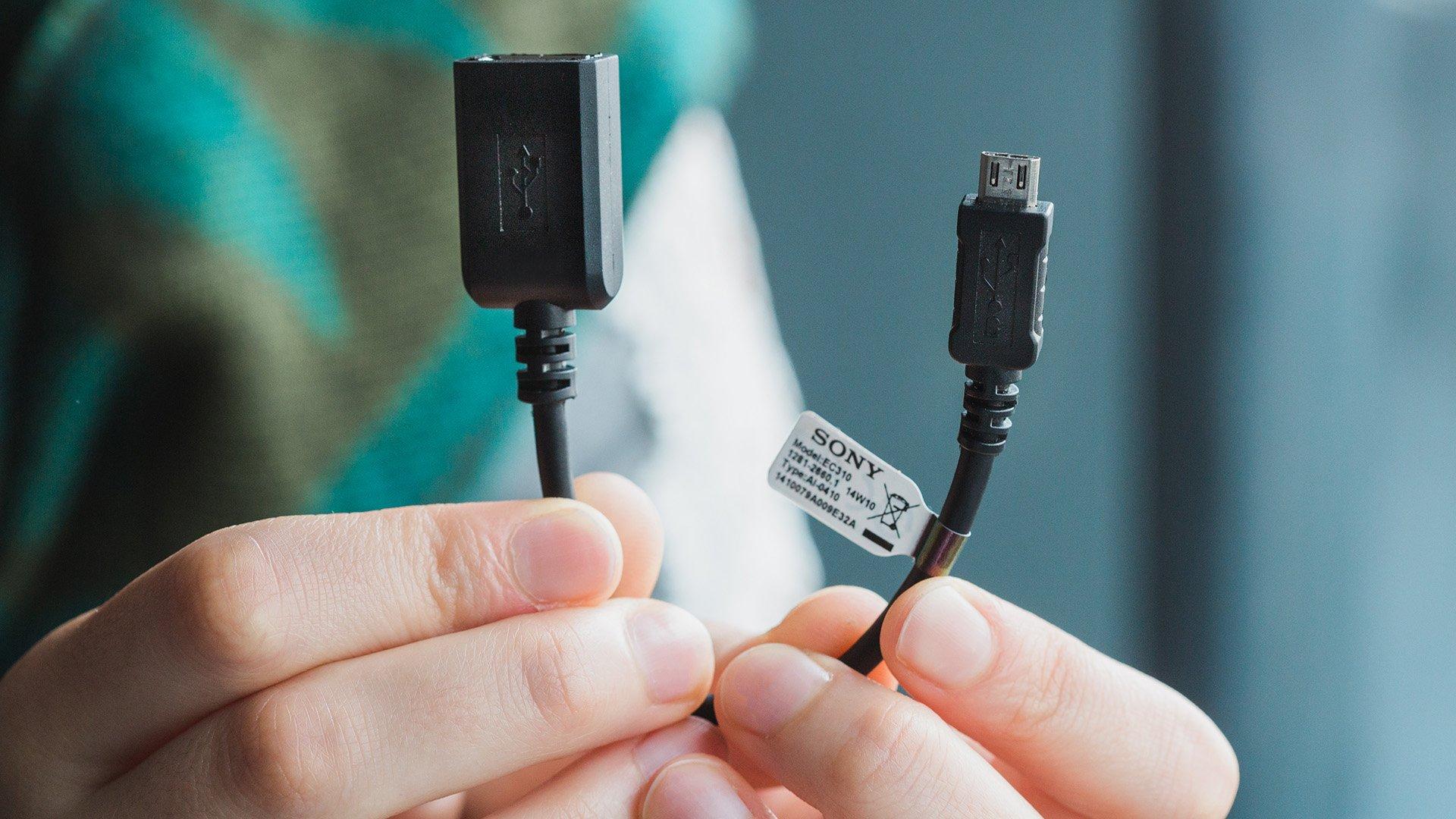 USB-OTG Checker