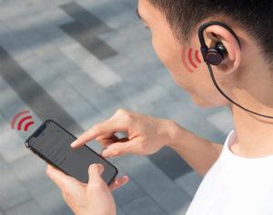 Превышение расстояния между сопрягаемыми устройствами может разъединить устройства