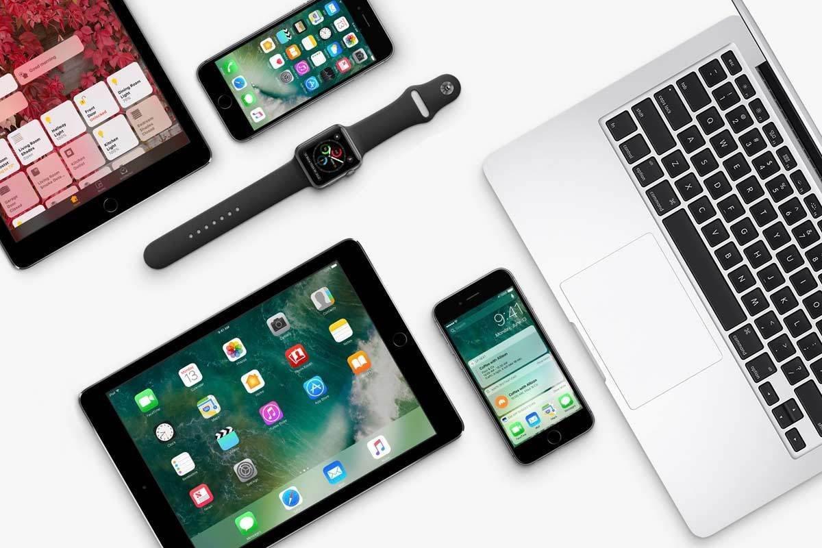 С Apple техникой не понадобится подключать каждый девайс отдельно