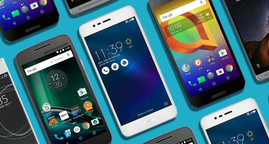 Смартфон каждого бренда будет отличаться от устройства другого