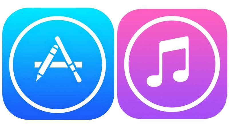 AppStore, iTunes Store