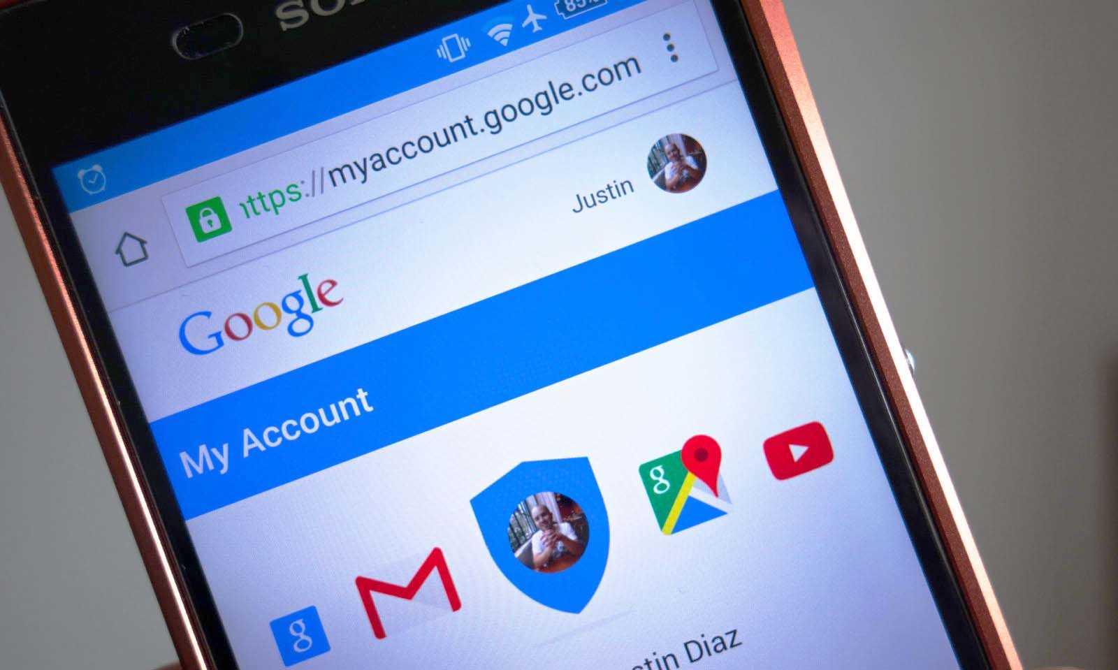 Как поменять аккаунт Гугл и зачем это нужно?