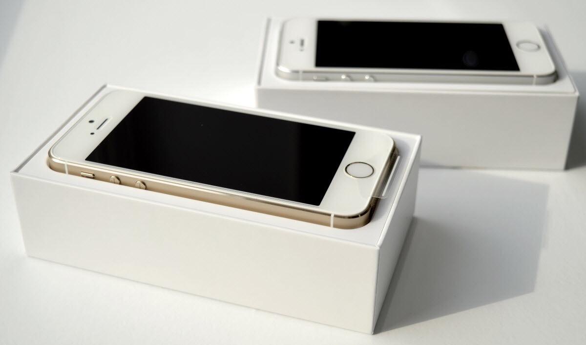 Что значит iPhone RFB?