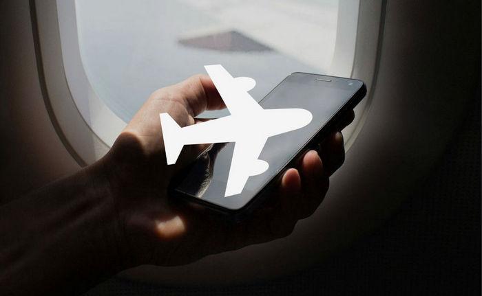 Режим полета в телефоне - что это?