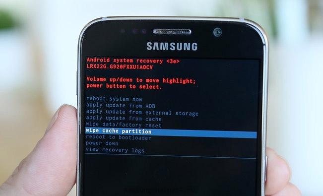 Сбой камеры на Samsung - что делать?