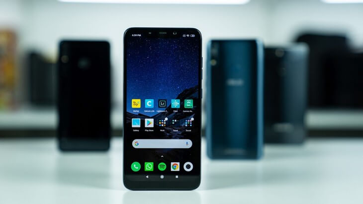 Рейтинг смартфонов до 20 тысяч рублей